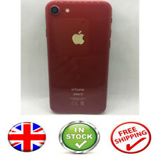 APPLE IPHONE 8 RED CHASSIS HOUSING WITH PARTS ORIGINAL GENUINE - GRADE A
