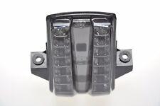 Topzone Tail Light LED  Smoke Integrated Turn Signal for Suzuki 03-08 SV650/1000