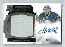 11-12 UD The Cup Limited Logos  Ryan Miller  /50  Auto  Patch