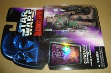STAR WARS SHADOWS OF THE EMPIRE CHEWBACCA IN BOUNTY DISGUISE KENNER/HASBRO JAPAN