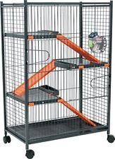 Zolux Cage pour Chinchilla/furet Orange 72 x 43 107 cm