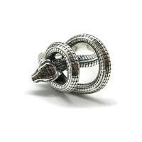 Sterling silber ring schlange 925 R001936 Empress