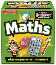 Brainbox Brain Box Tabletop Maths for Kids 7+ Years Educational Toys & Games