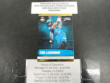 2016/17 CRICKET TAP N PLAY GOLD CARD NO.072 TIM LUDEMAN ADELAIDE STRIKERS