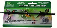 Best Port and Bee Guard  Brush for Cleaning Hummingbird Birdfeeder ports