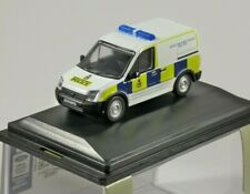 FORD TRANSIT CONNECT RAF POLICE 1/76 scale model OXFORD DIECAST
