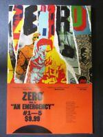 Zero Vol. 1 An Emergency - January 2019 - Image Graphics Softback # 2H5