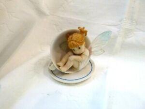 "Little Kitchen "" My Little Cup of Tea Fairie"" 2001 G. G. Santiago #102540"