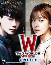 Korean Drama: W – Two Worlds   TV Series   DVD   Eng Sub