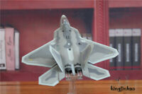 Scale 1/72 Forces Of Valor Diecast US F22 Raptor Stealth Air Superiority Fighter