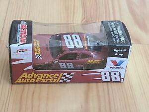 2016 #88 Alex Bowman Advance Auto Parts Promo 1/64 Action NASCAR Diecast MIP