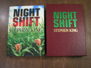 Night Shift by Stephen King from Cemetery Dance Slipcased Gift Edition