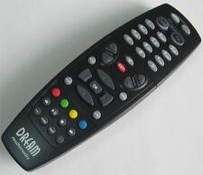 Dreambox 800HD 800SE 800PVR 500HD Spare Replacement Remote Control RCU BLACK