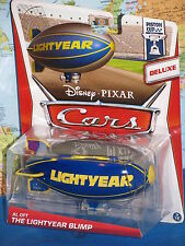 DISNEY PIXAR CARS AL OFT THE LIGHTYEAR BLIMP DELUXE #9/18 PISTON CUP NEW & RARE