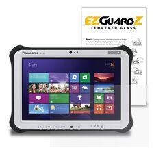 EZguardz Premium Tempered Glass Screen Protector For Panasonic Toughpad FZ-G1