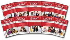 NEW - Complete GMAT Strategy Guide Set (Manhattan Prep GMAT Strategy Guides)