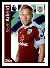 Merlin Premier League 2017 - Burnley Scott Arfield No.46