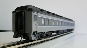 WALTHERS PULLMAN HEAVYWEIGHT 932-10405 6-3 (PLAN #523C) UNION PACIFIC UP GRAY