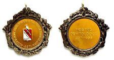 Medaglia Ornitologia Asti 1956 Con Smalti - Associazione Provinciale Amatori E C