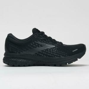 Brooks Ghost 13 Running Shoes Mens EXTRA WIDE 4E Trainers Black UK 12 EUR 47.5