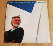 Kenny Rogers - Eyes That See In The Dark - + Lyric Liner - Excellent Condition