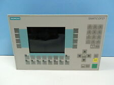 Siemens 6AV3627-1LK00-1AX0  Operator Panel OP27 COLOR + CPI- Modul 1