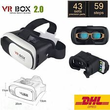 Virtual Reality 3D Brille VR Box 2.0 Gamepad Universal für Handy ~I