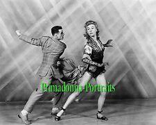 "VERA-ELLEN 8X10 Lab Photo 1951 ""HAPPY GO LOVELY"" Dancing Elegance Portrait"