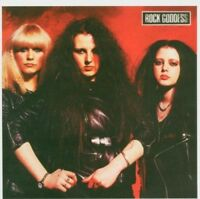 Rock Goddess - Rock Goddess Neuf CD