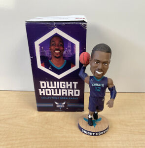 Dwight Howard Bobblehead Bobble Head Charlotte Hornets 2017 NIB