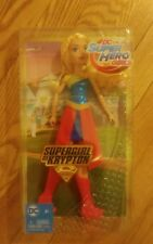 DC Superhero girls Supergirl of Krypton doll new in package