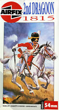 Airfix 54 MM   Figures 2nd Dragoon 1815  Series 2.