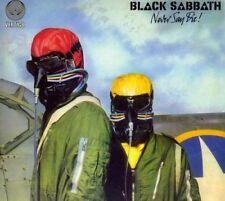 BLACK SABBATH Never Say Die CD BRAND NEW Digipak