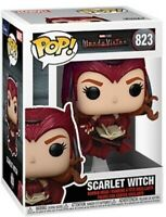 Funko Pop! Marvel Wanda Vision WandaVision- Scarlet Witch Preorder #823 Disney +