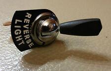 MG Midget Austin Healey Sprite Instrument Toggle Switch Gen Lucas Reverse Light