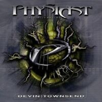 """DEVIN TOWNSEND """"PHYSICIST"""" CD NEW!"""
