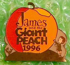 Disney Ds - Countdown to the Millennium Series #14 (James & the Giant Peach) Pin