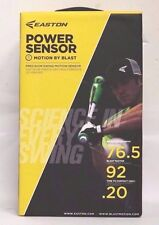 Easton Power Sensor Baseball Softball Swing Analyzer Blast Motion BRAND NEW