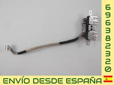 PLACA USB + CABLE TOSHIBA SATELLITE A210-158  ORIGINAL #0