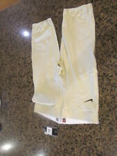Nike Boys 3XL XXXL Gold Youth Athletic Football Pants $30 NEW NWT 493639