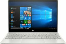 New HP ENVY 13-AQ1013DX 13.3'' 4K UHD Touchscreen Laptop i7-1065G7 8GB 512GB W10