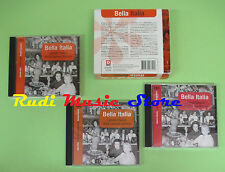 CD BELLA ITALIA BOX 3 CD compilation 2006 CLAUDIO VILLA  RENATO CAROSONE (C29)