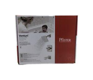 Pfister Venturi Single-Handle 1-Spray Tub and Shower Faucet Polished Chrome