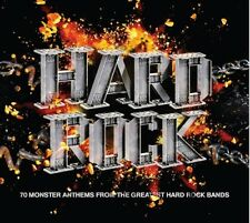 Hard Rock by Various Artists (CD, Jun-2018, Music Brokers)