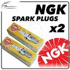 2x NGK SPARK PLUGS Part Number BPMR6A Stock No. 6726 New Genuine NGK SPARKPLUGS