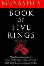 Martial Artist's Book of Five Rings Hanshi Steve Kaufman Paperback