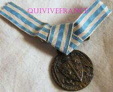DEC4889 - MEDAILLE COMITÉ AMERICAIN POUR LES REGIONS DEVASTÉES DE LA FRANCE WW1