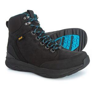 New Men`s Teva Arrowood Utility Tall Hiking Boots Waterproof Thinsulate 1018227