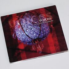 RICCARDO EBERSPACHER - VOICES - digipak CD vgc Lounge Electronica  Ambient Chill