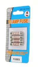 POWER PLUS 13 AMP FUSE X 4 PIECES 13AMP 240V AC COMPLIES WITH BS1362 NEW